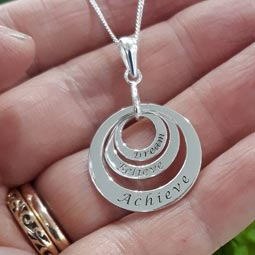Pendants Available At Camperdown Showcase Jewellers