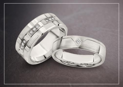 Wedding Rings At Camperdown Showcase Jewellers